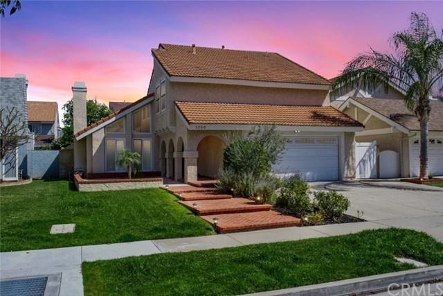 1250 N Huxford Lane, Anaheim Hills, CA 92807 (#OC19066544) :: Pam Spadafore & Associates