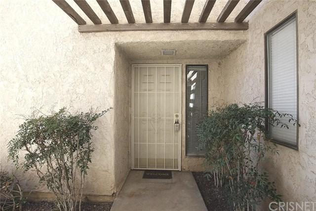 422 W Avenue J5 #31, Lancaster, CA 93534 (#SR19067050) :: Millman Team