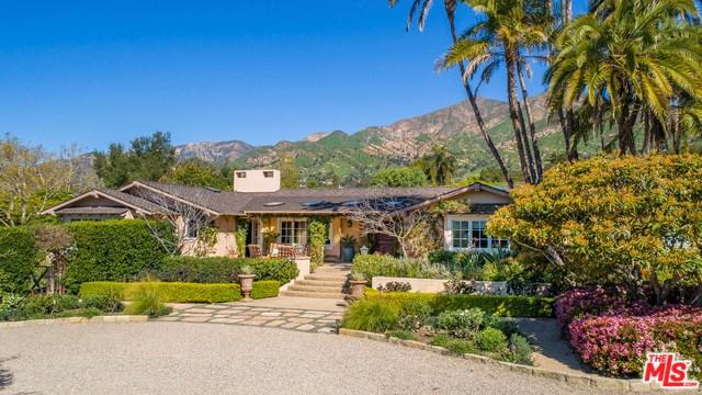 1580 Bolero Drive, Montecito, CA 93108 (#19448014) :: RE/MAX Parkside Real Estate