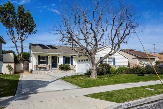 20029 Donora Avenue, Torrance, CA 90503 (#SB19067991) :: Fred Sed Group