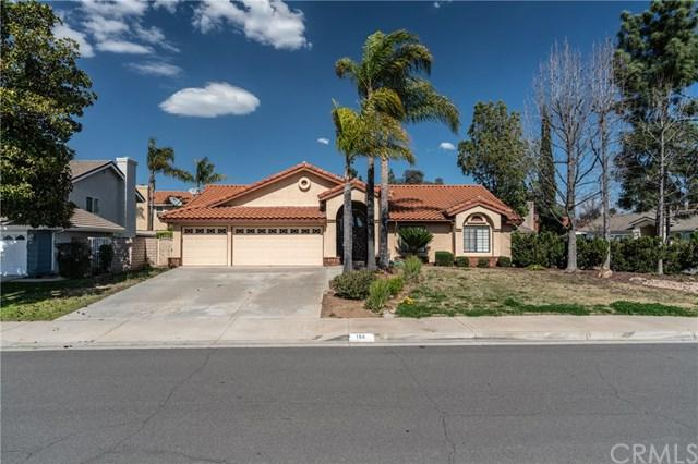 184 Cannon Road, Riverside, CA 92506 (#OC19069108) :: Fred Sed Group