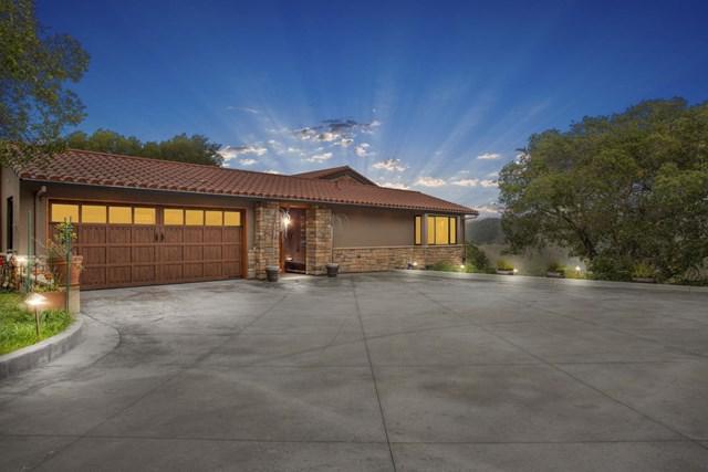 32 Potrero Trail, Outside Area (Inside Ca), CA 93923 (#ML81744588) :: Fred Sed Group