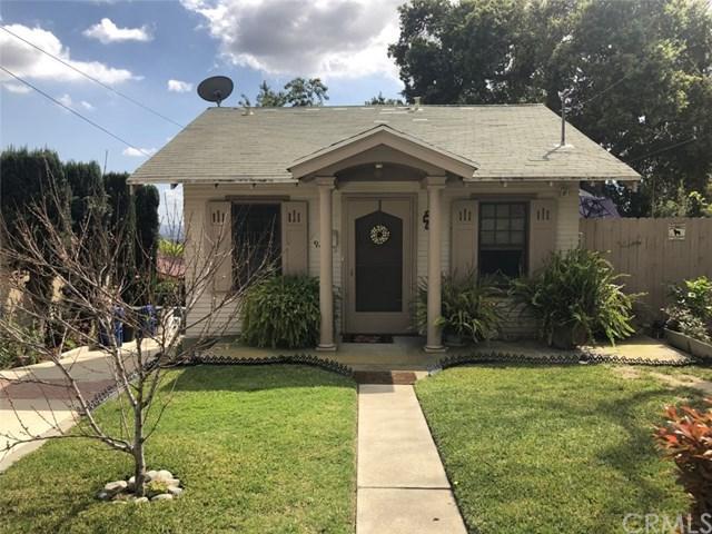 92 E Grand View Avenue, Sierra Madre, CA 91024 (#AR19071160) :: RE/MAX Empire Properties