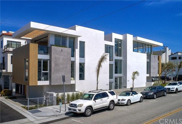 121 2nd Street, Hermosa Beach, CA 90254 (#SB19073415) :: Kim Meeker Realty Group