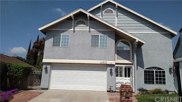 14905 Simonds Street, Mission Hills (San Fernando), CA 91345 (#SR19070622) :: The Houston Team | Compass