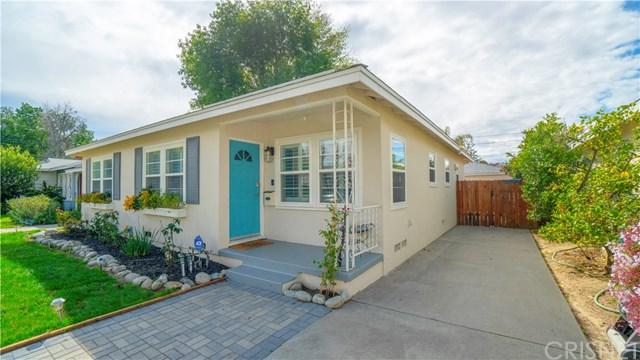 16416 Hamlin Street, Lake Balboa, CA 91406 (#SR19073596) :: Kim Meeker Realty Group