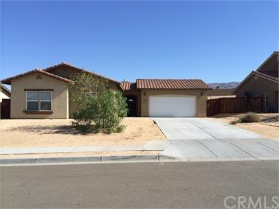 74109 Cactus Wren Court, 29 Palms, CA 92277 (#JT19072097) :: The Costantino Group | Cal American Homes and Realty