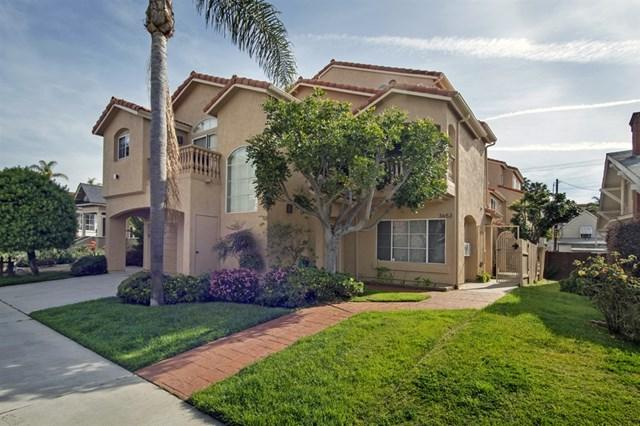 3653 3rd Ave #2, San Diego, CA 92103 (#190017712) :: OnQu Realty