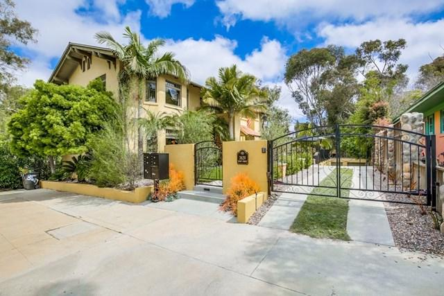 3629 Front Street, San Diego, CA 92103 (#190018316) :: OnQu Realty