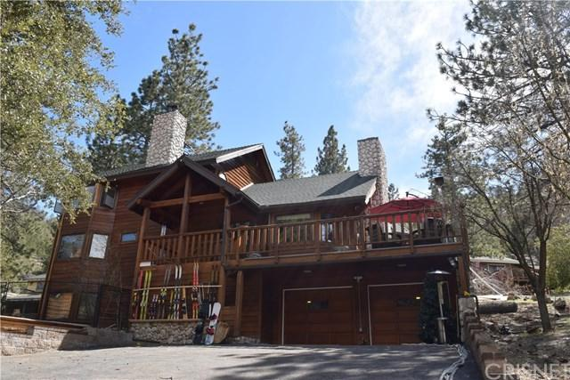 26658 Timberline Drive, Wrightwood, CA 92397 (#SR19078077) :: eXp Realty of California Inc.