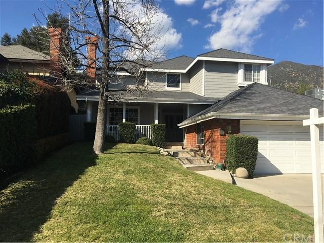 715 W. Alegria, Sierra Madre, CA 91024 (#AR19073272) :: RE/MAX Empire Properties