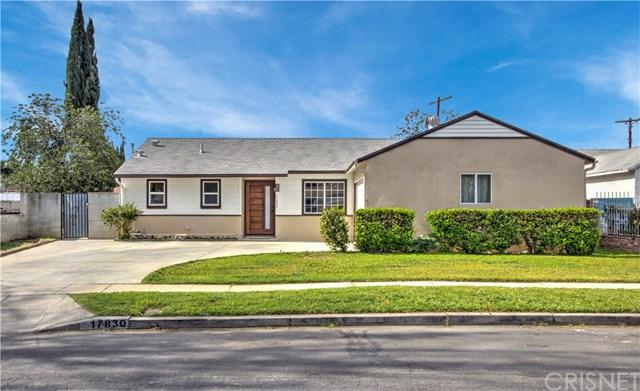 17830 Arminta Street, Reseda, CA 91335 (#SR19080583) :: eXp Realty of California Inc.