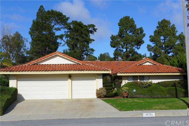 30322 Camino Porvenir, Rancho Palos Verdes, CA 90275 (#SB19079323) :: The Houston Team | Compass