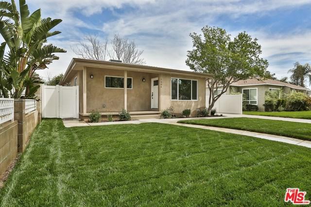 7406 Gloria Avenue, Van Nuys, CA 91406 (#19453252) :: Kim Meeker Realty Group