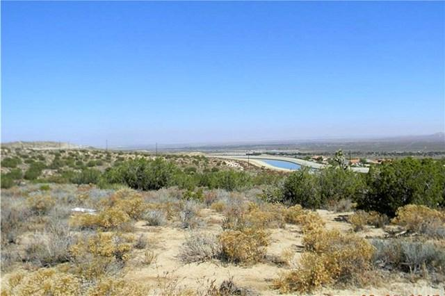 0 Fort Tejon Road, Pearblossom, CA 93553 (#IV19080719) :: Fred Sed Group