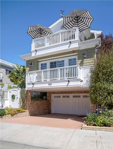 1818 Manhattan Avenue, Hermosa Beach, CA 90254 (#SB19076642) :: Kim Meeker Realty Group