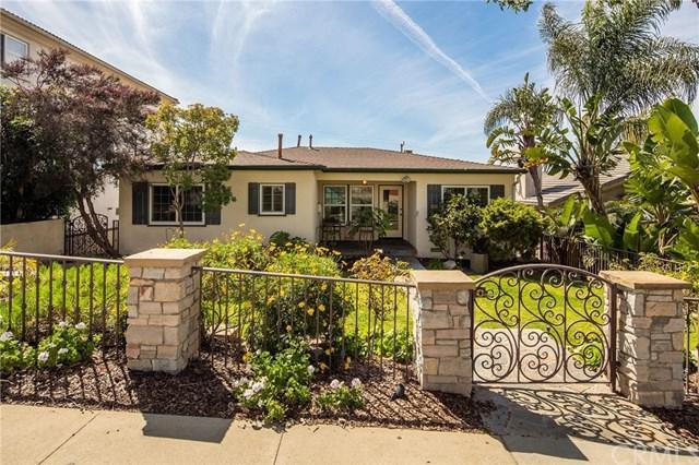 605 Sheldon Street, El Segundo, CA 90245 (#SB19081067) :: Millman Team