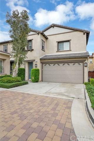 349 W Pebble Creek Lane, Orange, CA 92865 (#PW19075051) :: eXp Realty of California Inc.