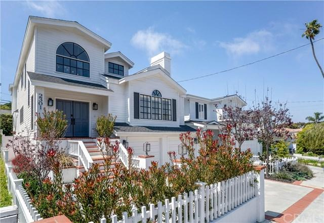 2301 Walnut Avenue, Manhattan Beach, CA 90266 (#SB19070535) :: The Costantino Group | Cal American Homes and Realty
