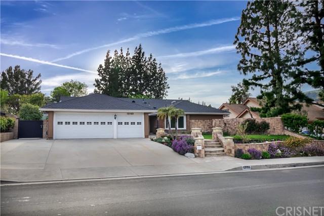 12153 Nugent Drive, Granada Hills, CA 91344 (#SR19080188) :: eXp Realty of California Inc.