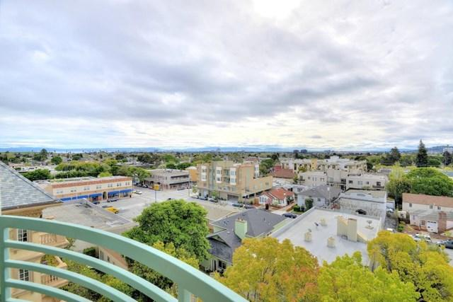 601 Laurel Avenue #708, San Mateo, CA 94401 (#ML81746683) :: Fred Sed Group