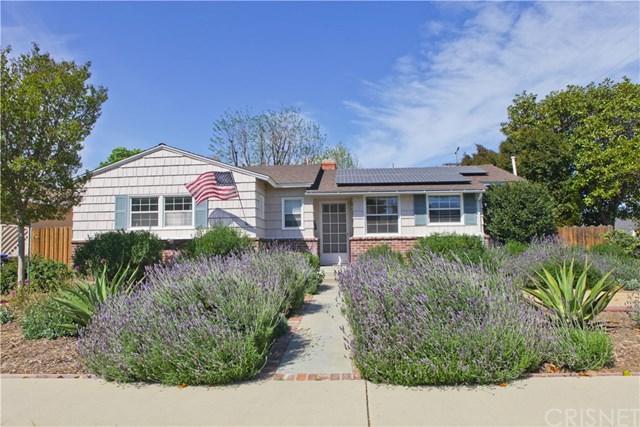 7753 Ostrom Avenue, Lake Balboa, CA 91406 (#SR19081677) :: Kim Meeker Realty Group