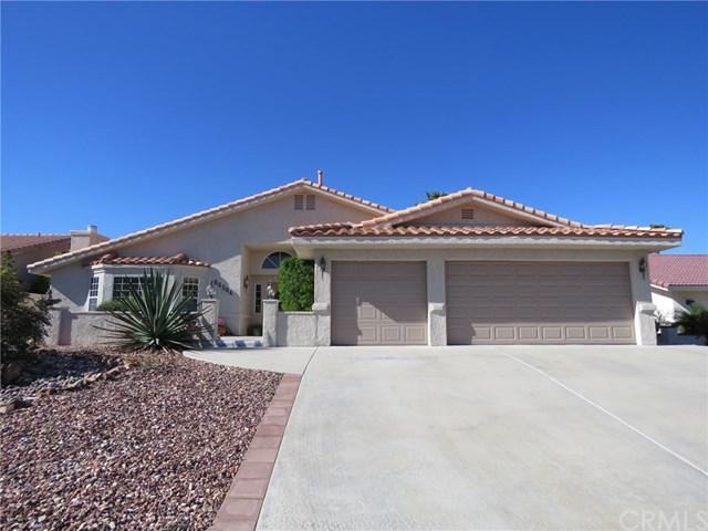 64544 Spyglass Avenue, Desert Hot Springs, CA 92240 (#JT19082343) :: OnQu Realty