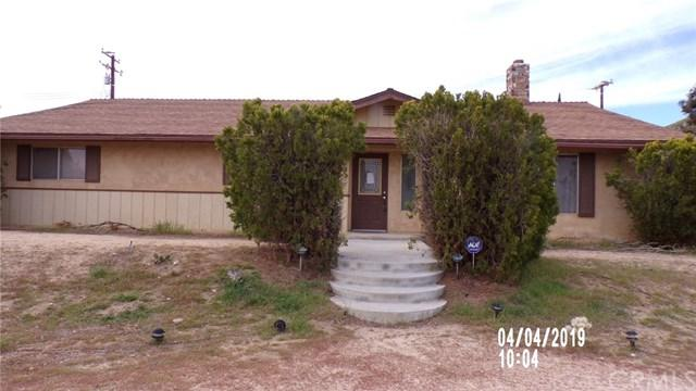 56591 Hidden Gold Drive, Yucca Valley, CA 92284 (#JT19082516) :: RE/MAX Masters