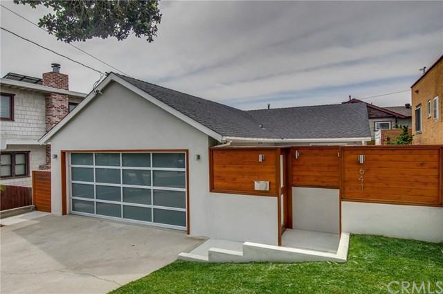 641 Hillcrest Street, El Segundo, CA 90245 (#SB19081184) :: Millman Team