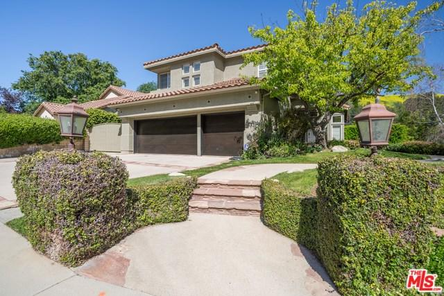 3804 Tiffany Court, Agoura, CA 91301 (#19454434) :: Fred Sed Group