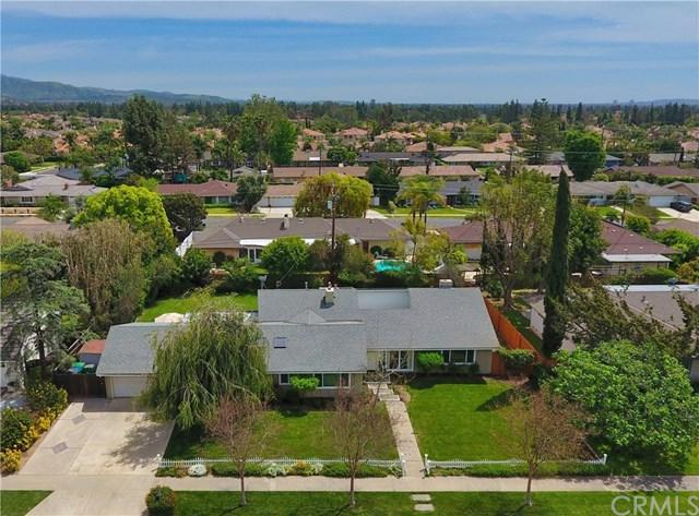 12312 Browning Avenue, North Tustin, CA 92705 (#PW19082803) :: The Costantino Group | Cal American Homes and Realty