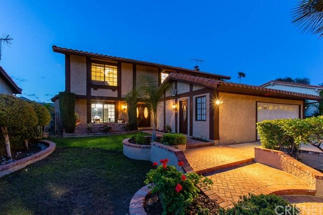 17031 Goya Street, Granada Hills, CA 91344 (#SR19082446) :: eXp Realty of California Inc.