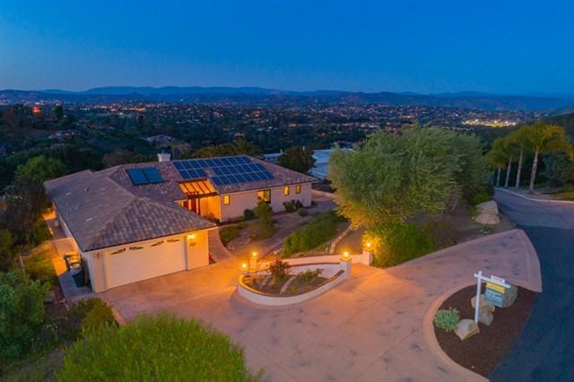 1136 Via Valle Vista, Escondido, CA 92029 (#190019687) :: eXp Realty of California Inc.