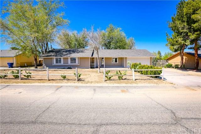 40555 174th Street E, Lake Los Angeles, CA 93535 (#SR19083033) :: Go Gabby