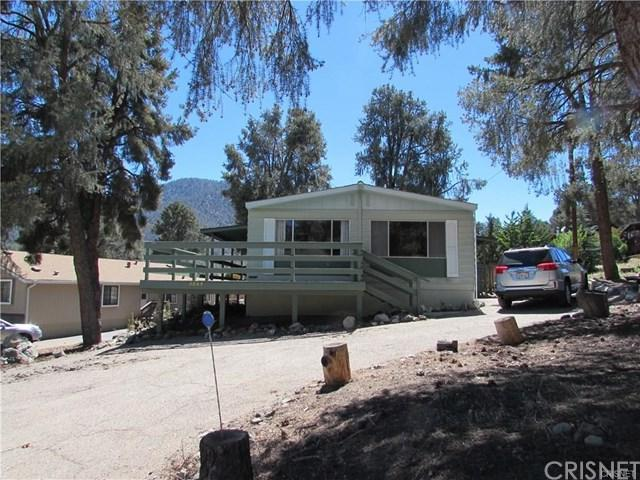 2805 Klondike Way, Pine Mountain Club, CA 93222 (#SR19083336) :: eXp Realty of California Inc.
