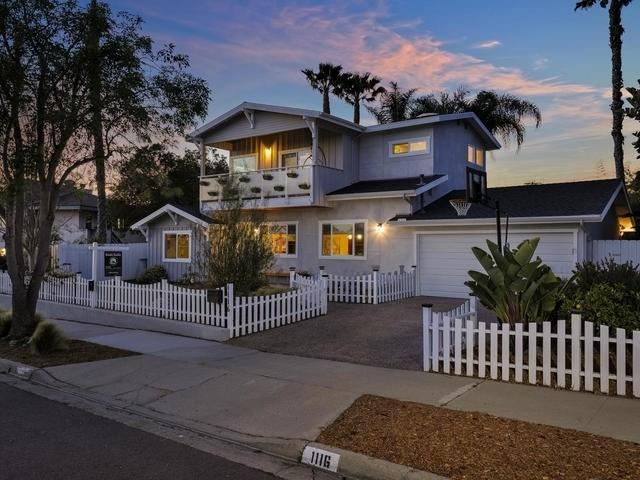 1116 Dean Dr, Cardiff By The Sea, CA 92007 (#190019780) :: eXp Realty of California Inc.