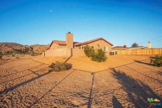 61776 Navajo Trail, Joshua Tree, CA 92252 (#19455002PS) :: RE/MAX Masters