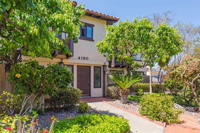 4180 Cleveland Ave #12, San Diego, CA 92103 (#190020008) :: McLain Properties