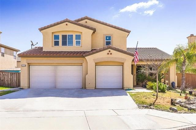 633 Hyacinth Road, San Jacinto, CA 92582 (#SW19084142) :: Keller Williams Temecula / Riverside / Norco