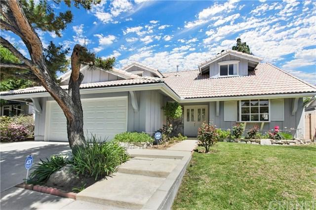 19111 Castlebay Lane, Porter Ranch, CA 91326 (#SR19084218) :: Kim Meeker Realty Group