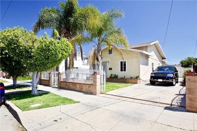 620 S Inglewood Avenue, Inglewood, CA 90301 (#SR19083230) :: Kim Meeker Realty Group