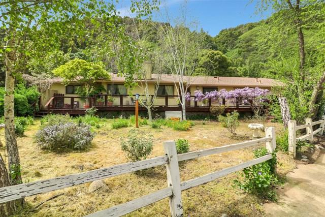 26 Paso Del Rio, Carmel Valley, CA 93924 (#ML81747105) :: McLain Properties