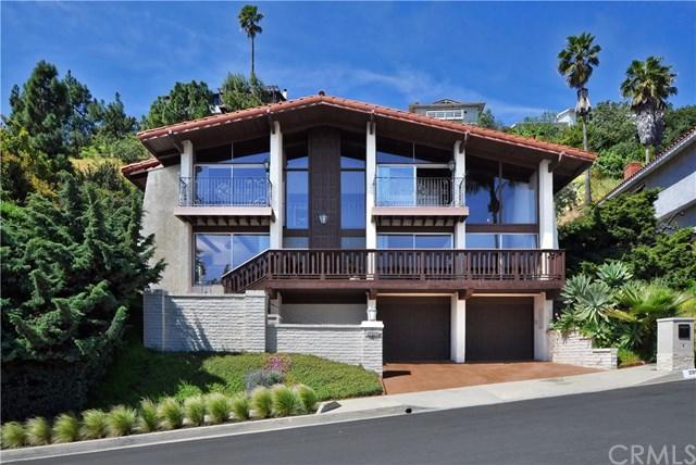 29924 Knoll View Drive, Rancho Palos Verdes, CA 90275 (#SB19080430) :: Millman Team