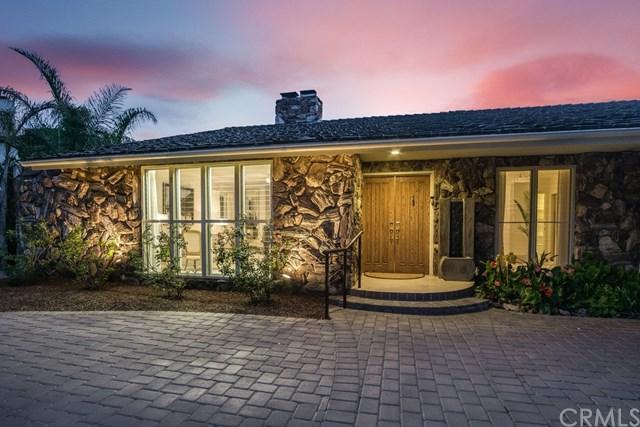 2817 Via Alvarado, Palos Verdes Estates, CA 90274 (#SB19012994) :: Millman Team