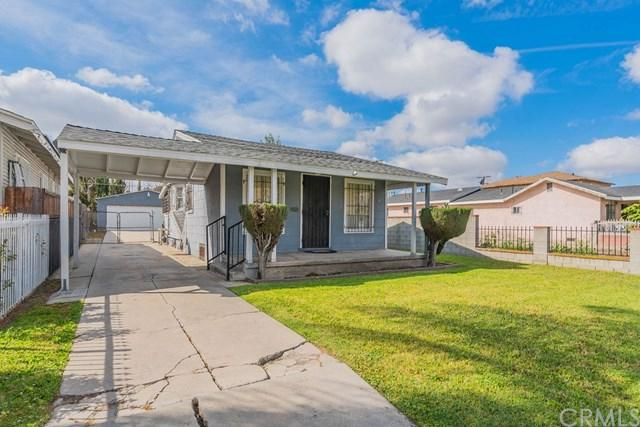 138 E 109th Street, Los Angeles (City), CA 90061 (#CV19085048) :: The Costantino Group | Cal American Homes and Realty