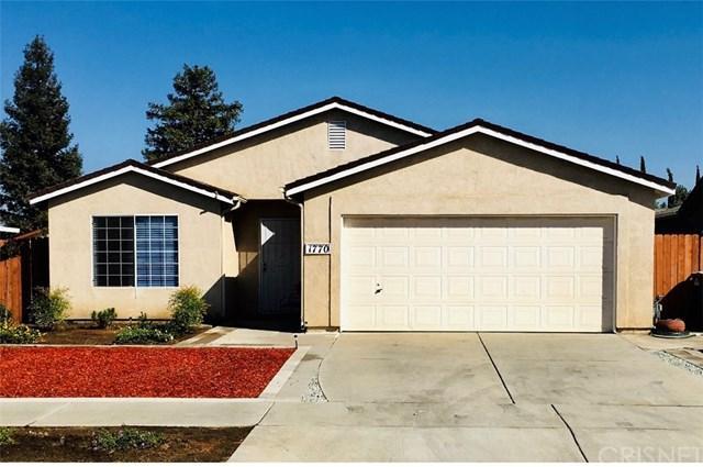 1770 Cochran Avenue, Tulare, CA 93274 (#SR19082203) :: Heller The Home Seller