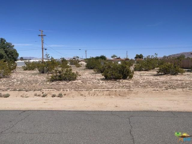 0 Cahuilla Ave, 29 Palms, CA 92277 (#19451634PS) :: Fred Sed Group