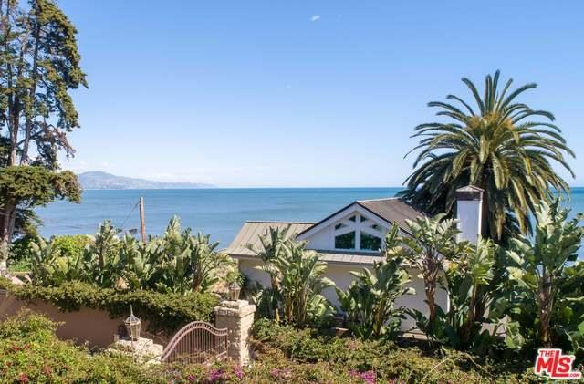 1491 Bonnymede Drive, Santa Barbara, CA 93108 (#19455604) :: RE/MAX Parkside Real Estate