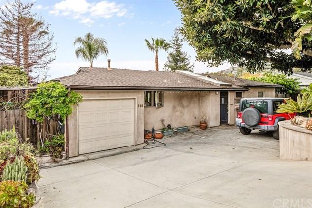 736 Griffith Way, Laguna Beach, CA 92651 (#LG19064225) :: The Danae Aballi Team