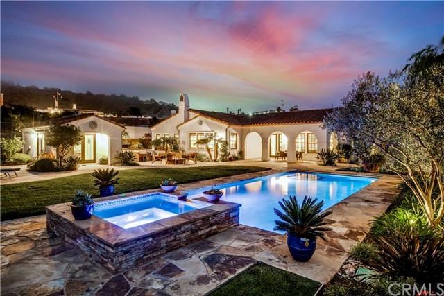 13 Calle Viento, Rancho Palos Verdes, CA 90275 (#PV19085561) :: Millman Team